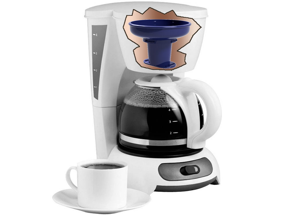 Home Coffee Maker With Water Connection : Home Page - Make1Cup